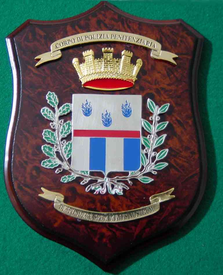 Crest Polizia Pentenziaria